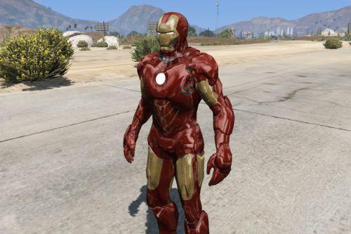 Iron Man (Mark IV Retexture )