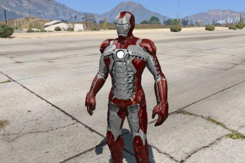 Iron Man (Mark V Retexture)