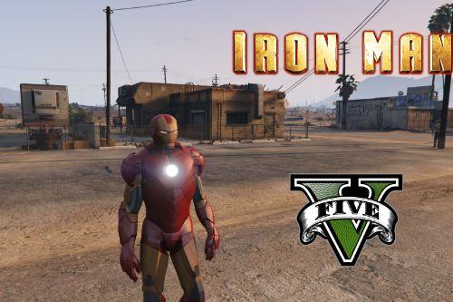 Iron Man Mark4 [Add-On Ped]