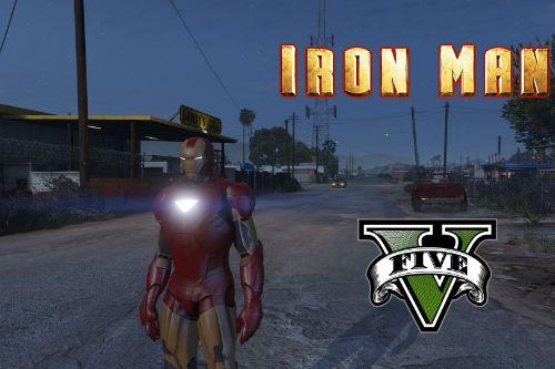 Iron Man Mark6 [Add-On Ped]