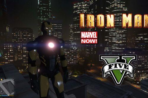 Iron Man Marvel Now [Add-On Ped]