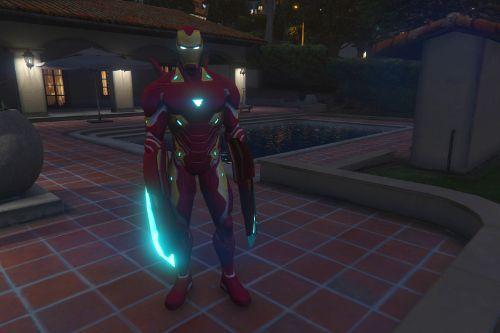 Iron man MK50 MCOC version [Add-on Ped]