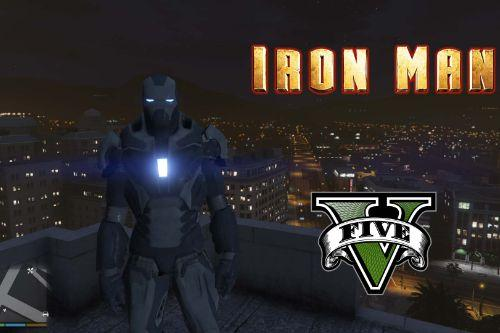 Iron Man Mark 24 Tank [Add-On Ped] - GTA5-Mods com