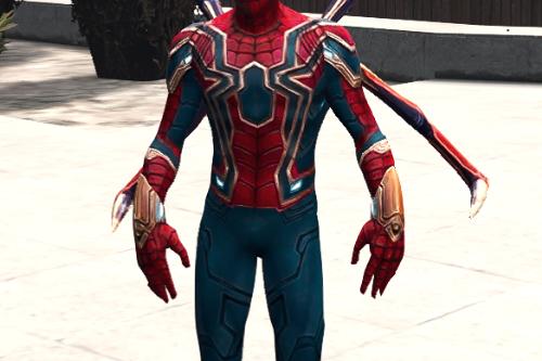 Latest GTA 5 Mods - Spiderman - GTA5-Mods com