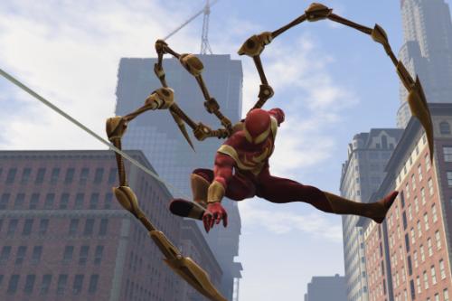 Iron Spider(Classic) Pack