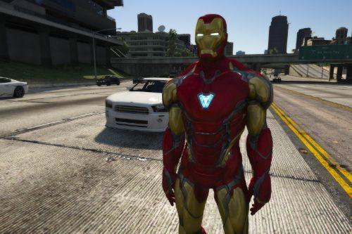 Iron Man MK85 [Add-on Ped]