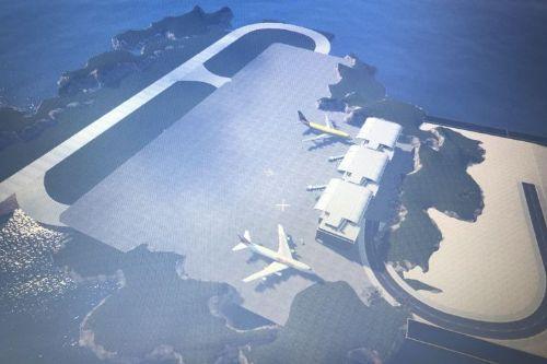 Island Int Airport LISW