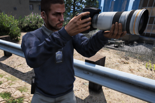 Ispettori e Commissari Polizia (squadra mobile) - NPC