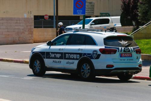 Israel Kia sorento  | Patrol |  [ELS] | Add- On