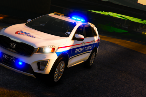 Israel | Military Police Corps | ELS |
