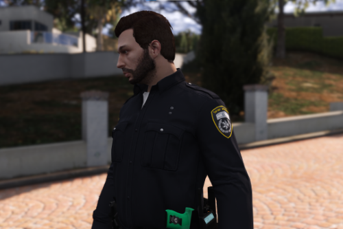 Israeli Police Uniforms [EUP]