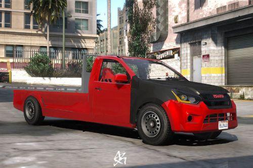 Isuzu D-Max Slide car [Replace]