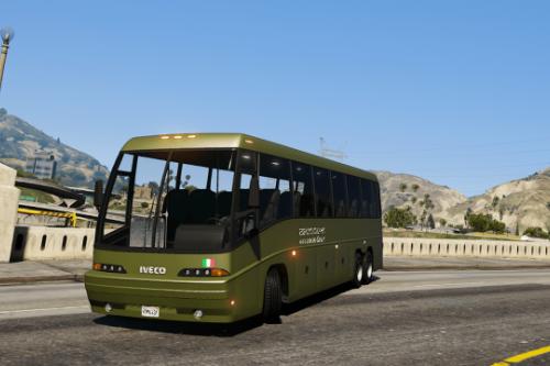 Iveco Coach - Pullman Esercito Italiano (Paintjob | FiveM)