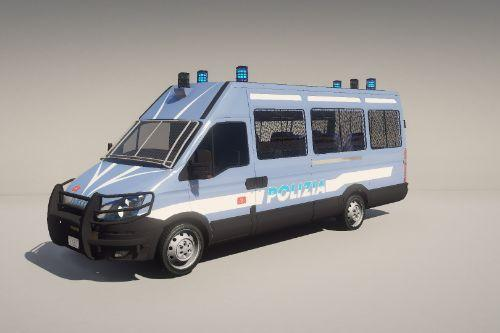 Iveco Daily - Polizia di Stato