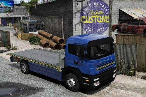 Iveco Stralis Flatbed [UNLOCKED] [REPLACE] [DEV]
