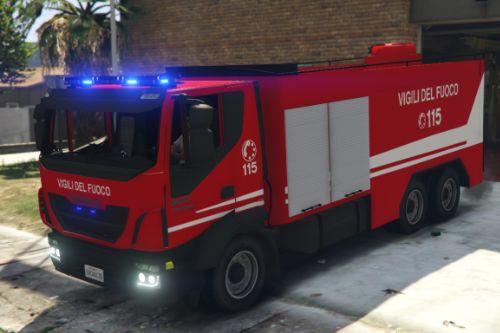 Iveco Trakker | Vigili del fuoco - ABP Reskin [ELS]
