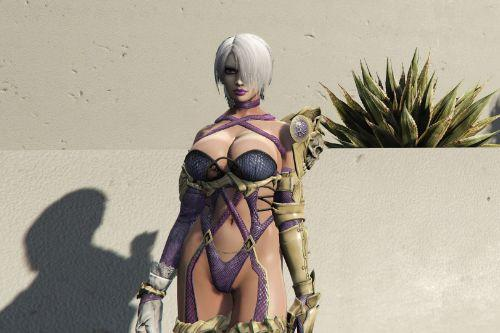 Ivy Valentine [Add-on Ped]