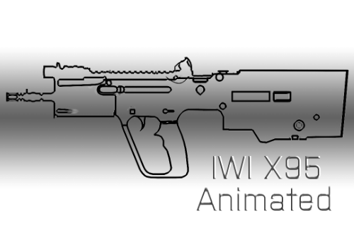 IWI X95 (Animated)