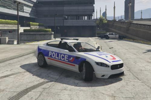 Police Nationale Jackal
