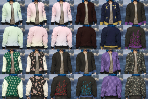 Jacket for MP Male / MP Female
