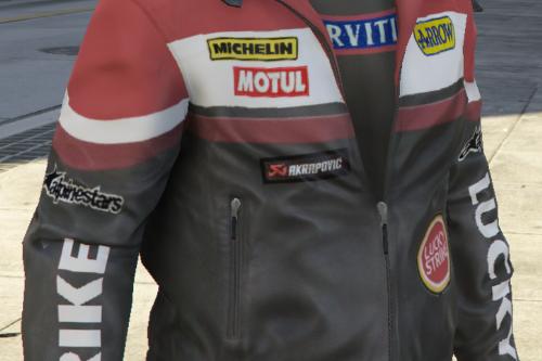 Lucky Strike Jacket for Trevor