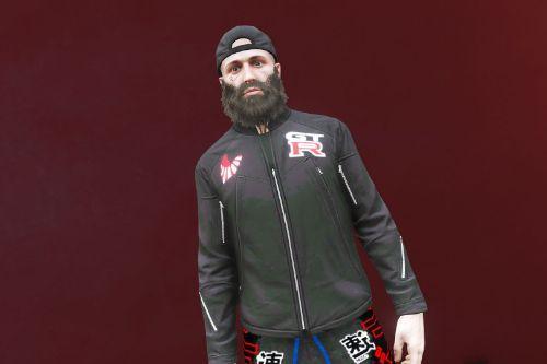 Jacket GT-R [Freemode Male]