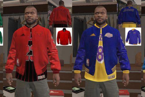 NBA Jackets for Franklin