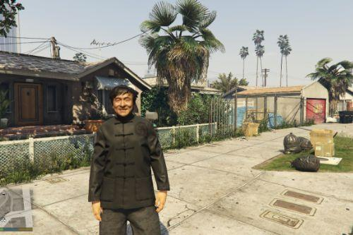 Jackie Chan [Add-On Ped]