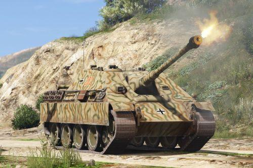 Jagdpanther Tank Destroyer [Add-On]