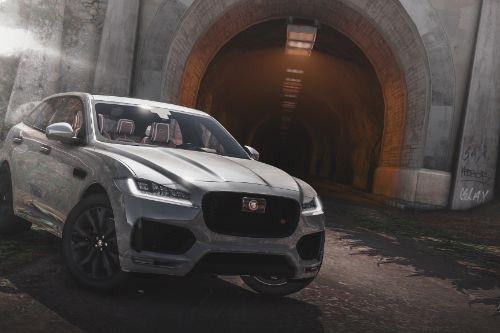 Jaguar F-pace 2017 [Add-on]