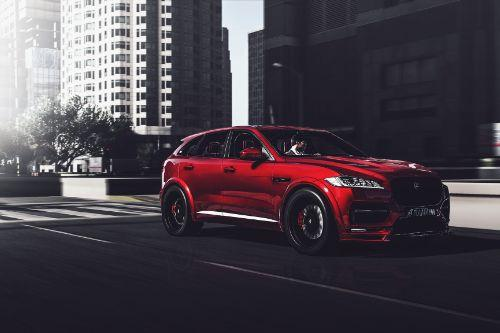 Jaguar F-pace 2017 hamann edition [Add-on]