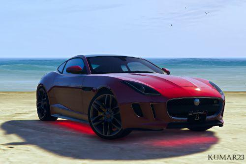Jaguar F-Type [Add-On]