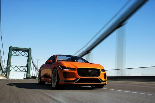 Jaguar I-Pace 2016 [Add-On]