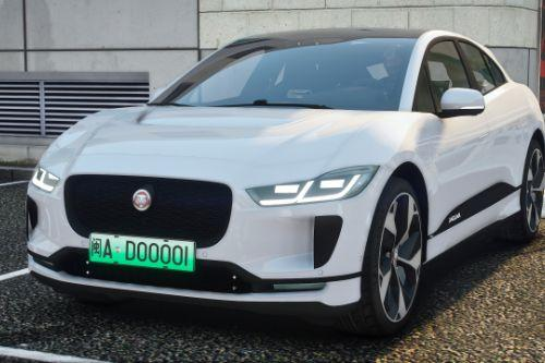 Jaguar I-Pace [Add-On]