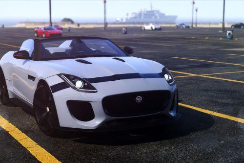 2016 Jaguar Project-7 [Add-On]
