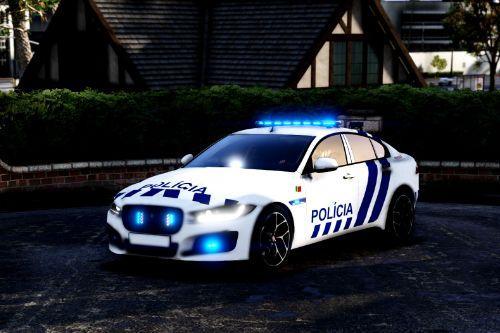 Jaguar - Public Security Police