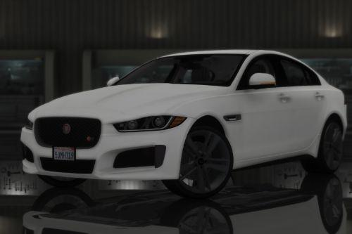 Jaguar XE S 2017 [Replace/Unlocked]