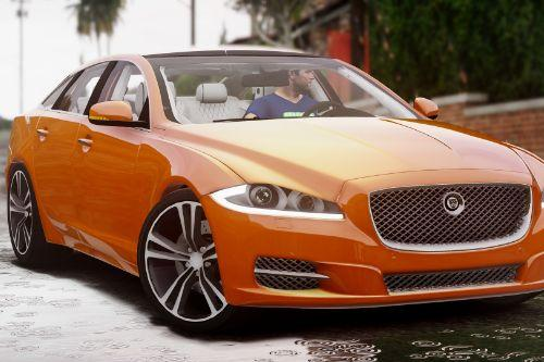 Jaguar XJ [Add-On / Replace]