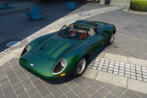 Jaguar XJ13 [Add-On]