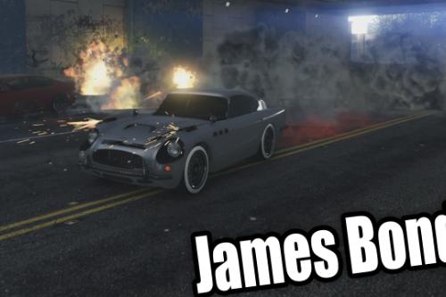 James Bond Mod - Choose any Weapon