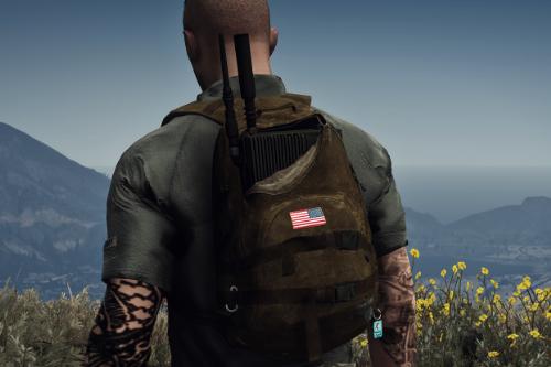 Jammer Backpack [EUP]