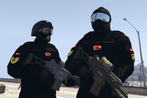 Jandarma Operasyon Timi Full [4K]