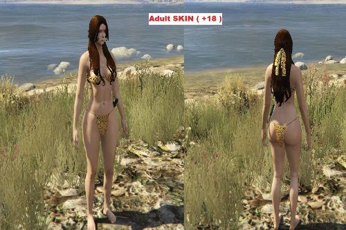 Jane of Tarzan - Adult Skin ( +18 )
