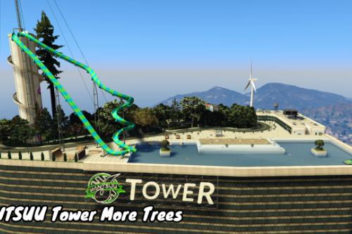 JANTSUU Tower More Trees