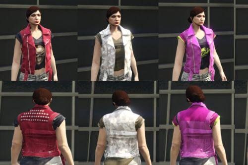January Van Sant updated DLC textures - See description for .ydd file.