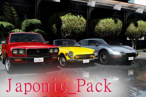 Japonic_Pack Vol 1.0 [Add-On | Template | Extras]