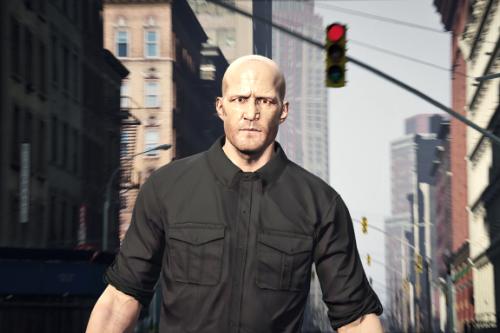 Jason Statham [Add-On Ped]