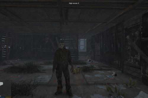 Jason Voorhees Part VII
