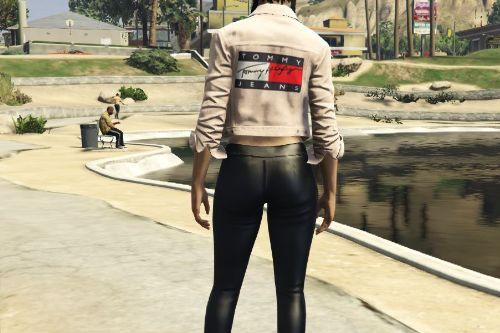 Jeans Jacket pack for MP Female (SP and Fivem ready)