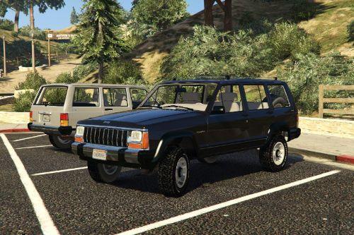 Jeep Cherokee XJ (Replace)